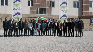 افتتاحیه منازل سازمانی کرمانشاه و فارس