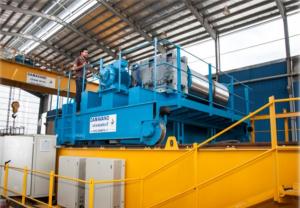 ساخت وینچ نرمال DRC در ایران
